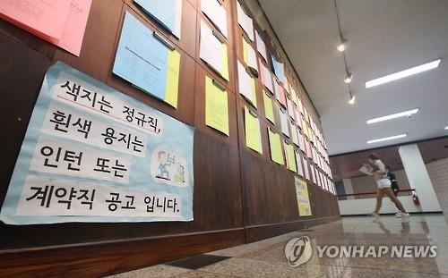 详讯:韩11月就业人口同比增33.9万人 失业率3.1%