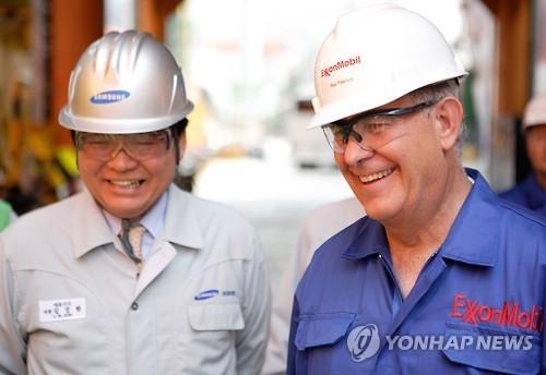韩外交部欢迎蒂勒森被提名为美国务卿