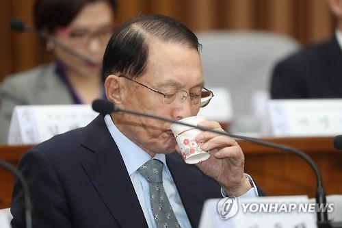 韩亲信门独立检察组将前幕僚长等列入禁止出国者名单