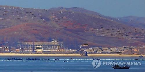 韩方救起3艘朝鲜船只 获救船员均愿返朝