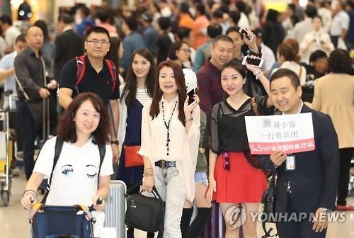 """韩政府将向""""富游""""中国游客签发5年签证"""