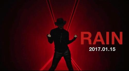 Rain新专辑定于1月15日发布