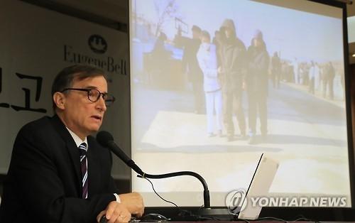 韩民间援朝团体申请运输抗结核药物资遇阻