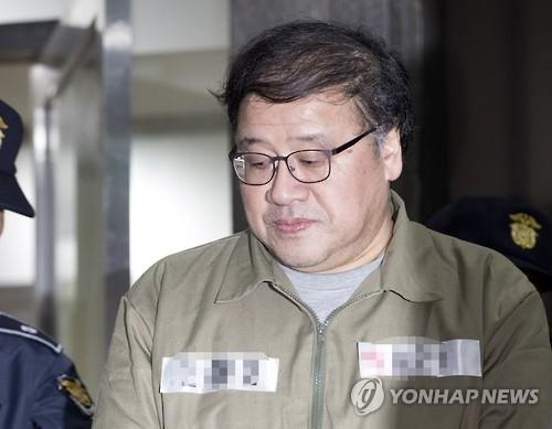 韩亲信门涉案人称朴槿惠指示成立体育财团和筹捐