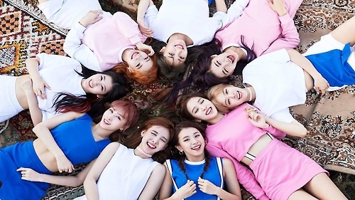 TWICE专辑销量逼近35万张 创韩女团今年最高纪录