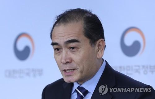 投韩朝鲜公使:朝鲜外交官常看韩联社新闻