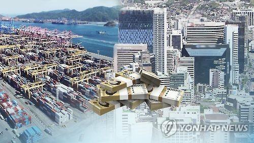 详讯:韩政府将2017年经济增长预期下调至2.6%