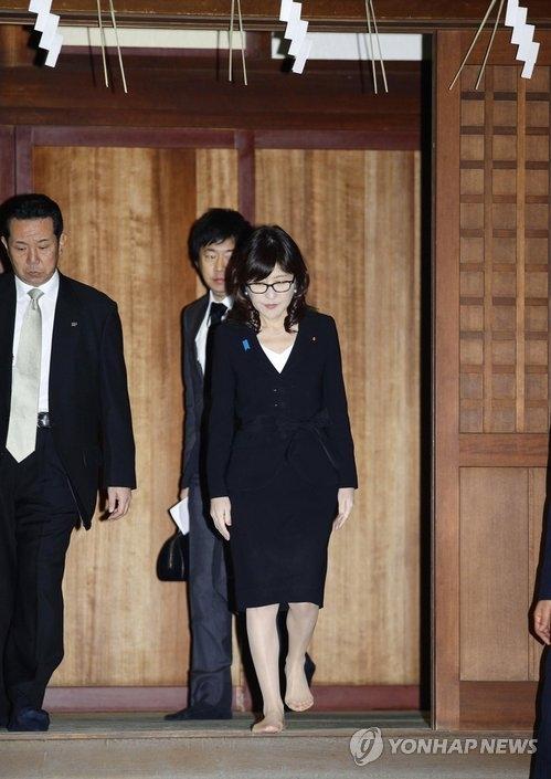 韩政府严批日本防长参拜靖国神社严重失当