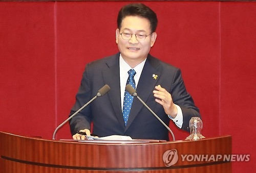韩最大在野党8名议员4日访华
