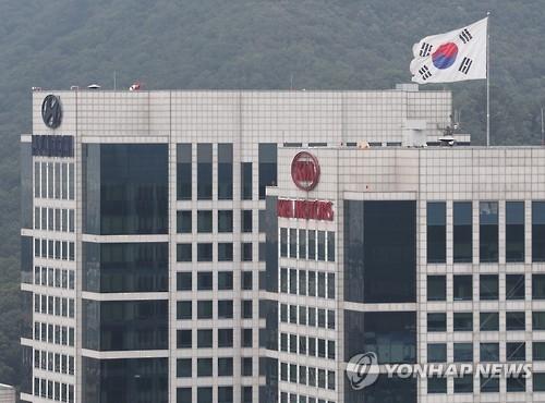 韩五大整车厂商2016年全球销量同比减1.3%