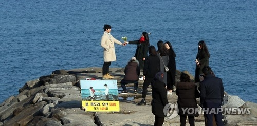 热播韩剧《鬼怪》拍摄地成人气旅游景点