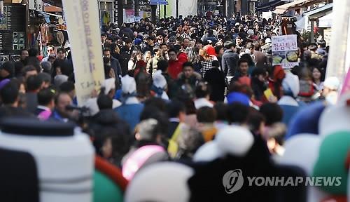 调查:七成韩国人认为安全形势严峻愿为国而战