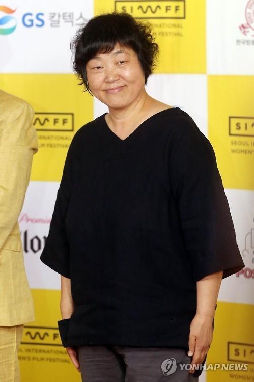 林顺礼导演(韩联社)