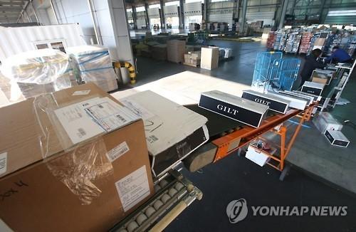 韩仁川机场2016年国际货运吞吐量创新高