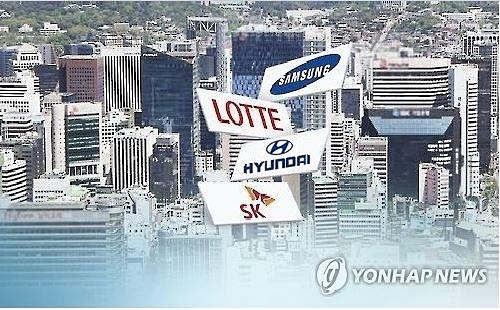 韩十强集团新年贺词:求变化谋发展