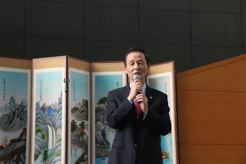 韩驻华大使:萨德入韩成定局 将力争使侨胞少受影响