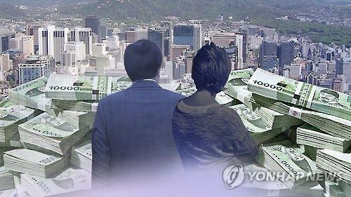 韩逾六成富豪为继承型 占比超美中日