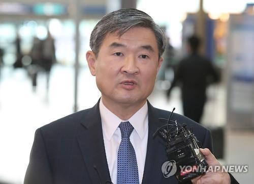 韩青瓦台高官将访美出席韩美第五次涉朝高层会谈