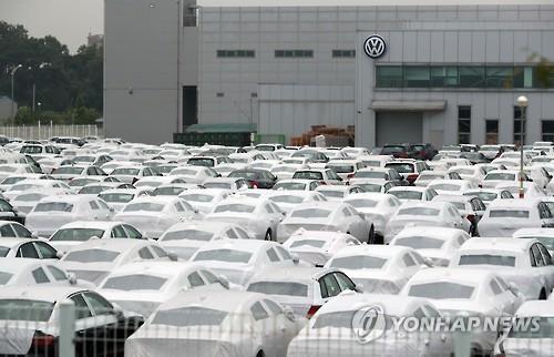 韩2016年进口车累计销量同比减7.6%