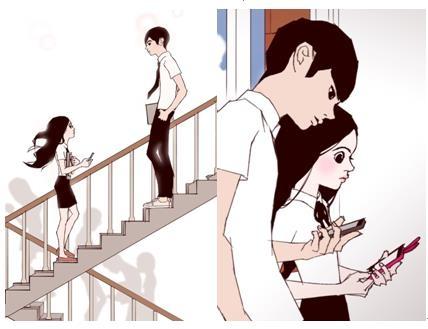韩网漫《喜欢你就会响》将改编成电视剧在190国公开