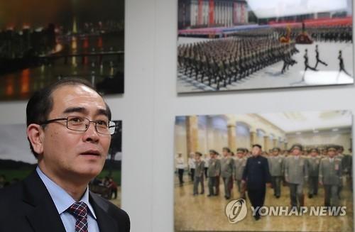 投韩朝鲜公使:李英浩妄议中央遭监听清洗