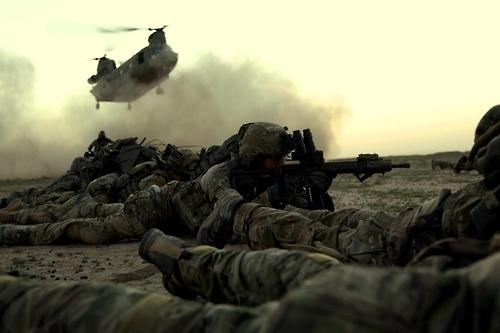 美特种兵将参与韩新建特种旅朝鲜斩首行动