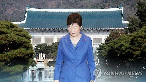 朴槿惠打庭外舆论战谋弹劾翻盘