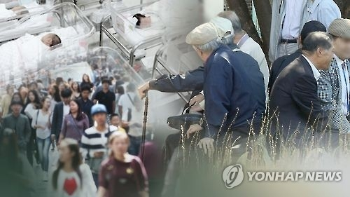 报告:韩国2050年将有近四成家庭为一人户