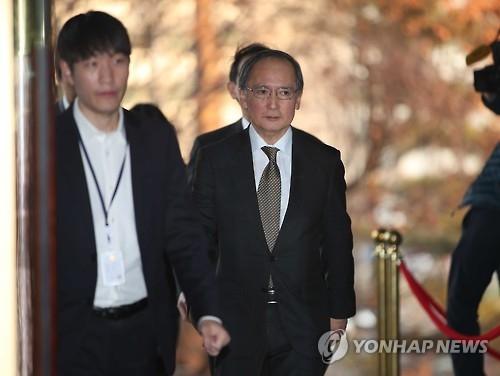 日驻韩大使驻釜山总领事明回国抗议釜山立慰安妇铜像