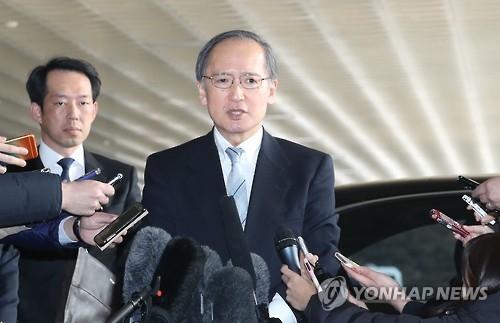 日驻韩大使离韩:韩新设慰安妇少女像令人遗憾
