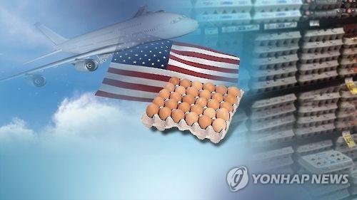 """韩政府决定批准进口蛋加工品应对""""鸡蛋荒"""""""