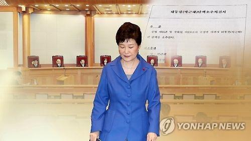 朴槿惠将在沉船千日后依法交代当日行踪