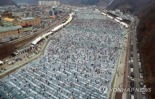 韩华川山鳟鱼庆典即将开幕 力争让游客流连忘返
