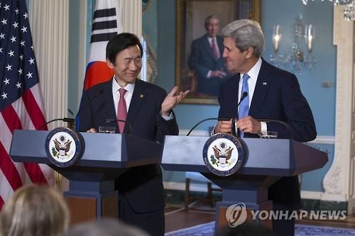 韩美外长通电话就韩日关系交换意见