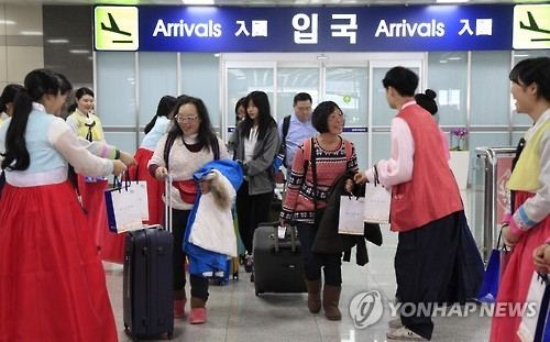 调查:中国游客对韩国的认知度和喜好度均下滑