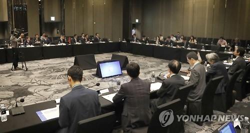 韩中日第11轮自贸谈判在京落幕