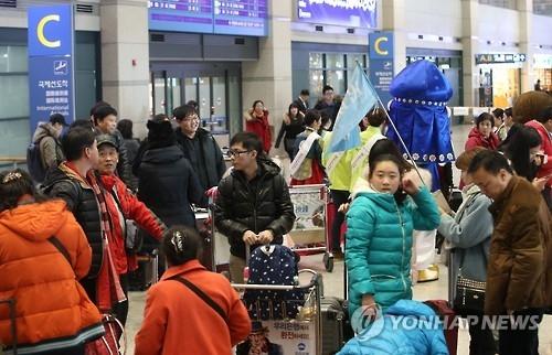韩旅游业为春节吸引中国散客办多彩酬宾活动