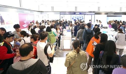 韩产化妆品在华最多降价三成 赴韩购物热或降温