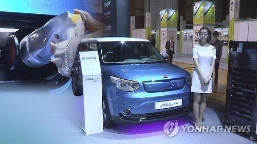 韩2016年电动车登记量破万 5年来猛增30倍