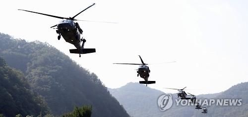 """韩拟额外进口12架海战直升机 升级40架""""支奴干"""""""