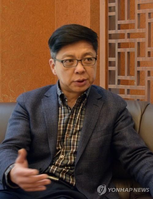 专访中国驻韩教育参赞艾宏歌:望中韩教育交流持续升温