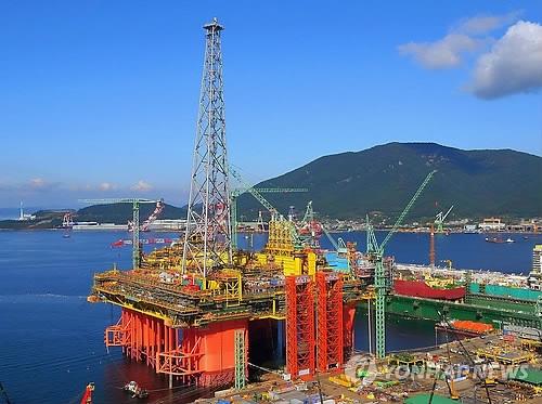 韩造船业现暖流 三大巨头近期纷获订单