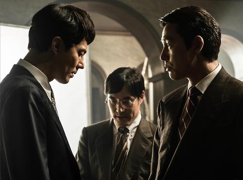 韩新片《The King》《共助》有望引领周末票房榜