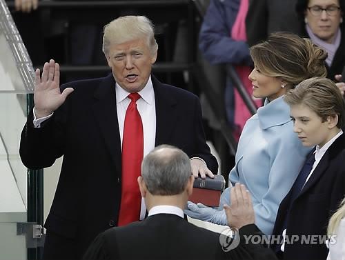 韩外交部就特朗普称将加强既有同盟表示欢迎
