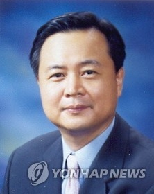韩国外交部公共外交大使赵贤东(韩联社)