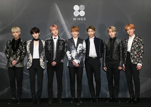 防弹少年团将推新辑《WINGS外传》在首尔开唱