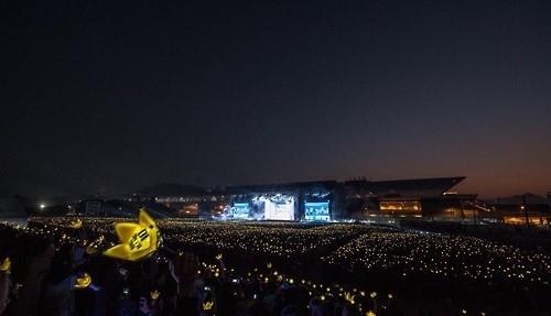 BIGBANG十周年全球巡演在港圆满落幕
