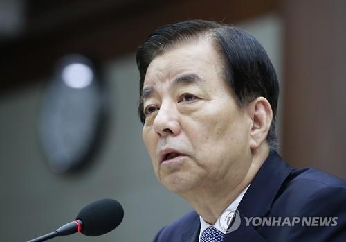 韩美防长或下月初在首尔会晤