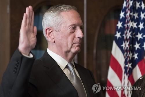 韩美防长会谈下周在首尔举行
