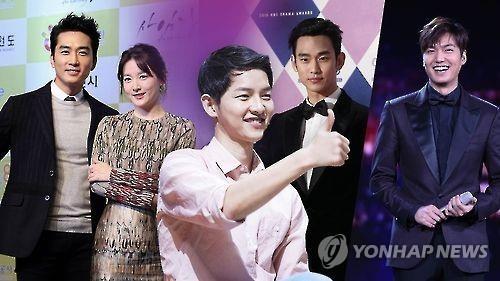 中国反制萨德殃及韩文娱界 韩星在华人气不减